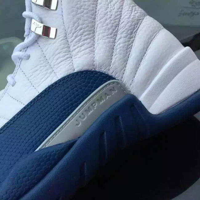 French Blue Jordan 12 Retro