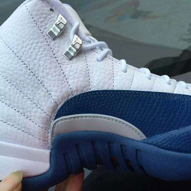French Blue Jordan 12 Retro