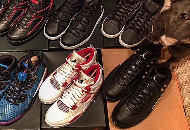 Gio Gonzalez Air Jordans Christmas