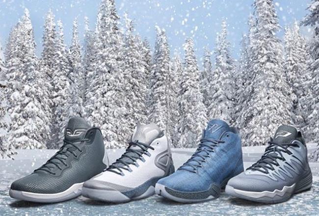 Jordan Brand Frozen Moments Christmas Pack