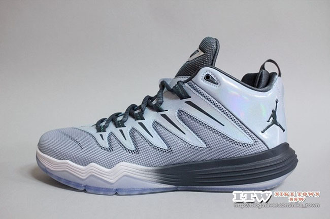 newest 6e9a6 4084c low-cost Jordan CP3 9 Super Fly 4 Frozen Moments is for Christmas