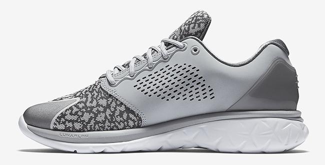 Jordan Flight Runner 3 Grey White