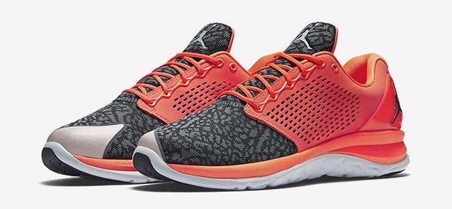 Jordan Flight Runner 3 Orange White