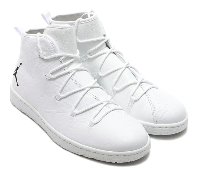 Jordan Galaxy White Black
