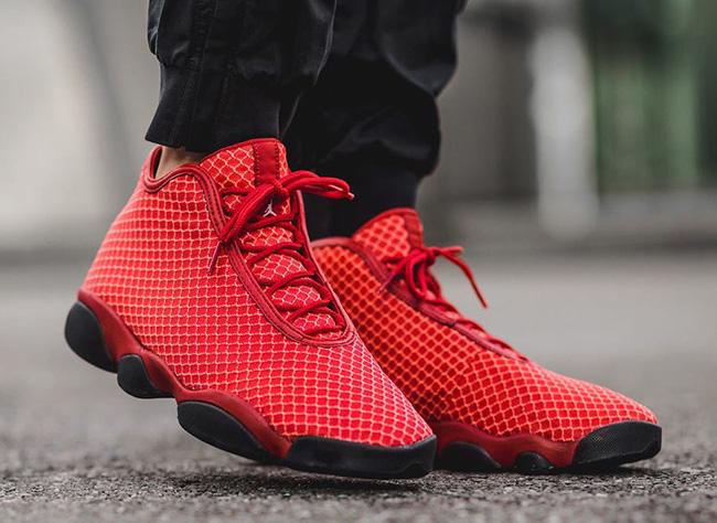 Jordan Horizon Gym Red