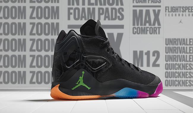 Jordan Melo m12 Release Dates