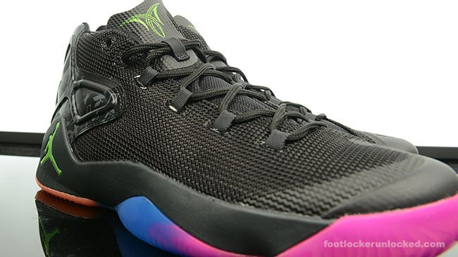 Jordan Melo M12 The Dungeon
