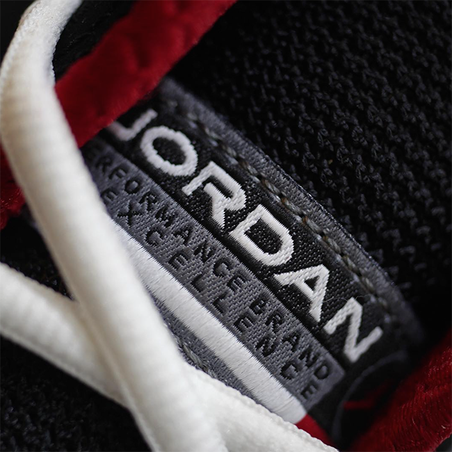 Jordan Team 2 Retro White Black Red