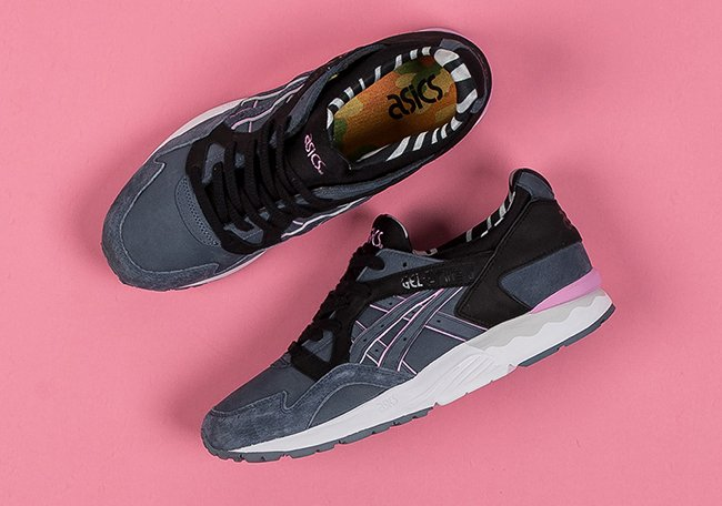 competitive price 0391f a5185 Extra Butter Asics Gel Lyte V Karaoke | SneakerFiles