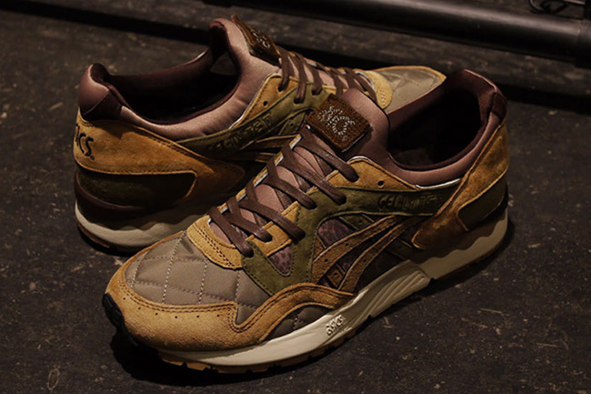 timeless design 10e22 55dbf Kicks Lab SBTG Asics Gel Lyte V Phys Ed