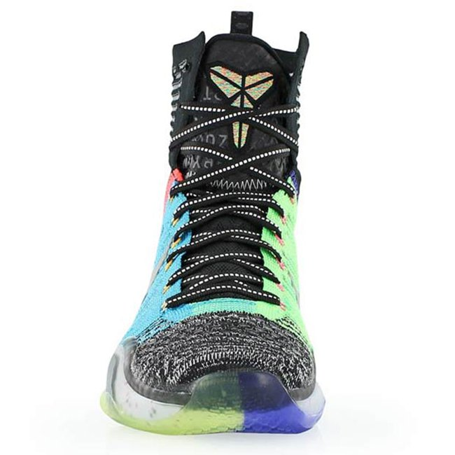 Kobe 10 Elite What The