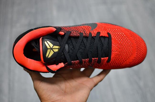 Kobe 11 Achilles Heel