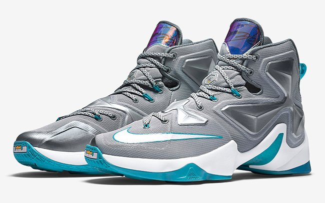 finest selection 83693 97652 LeBron 13 Blue Lagoon