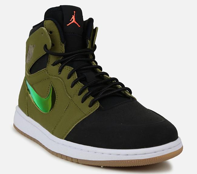 Militia Green Air Jordan 1 Nouveau