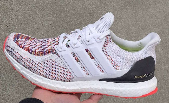 adidas Ultra BOOST 3.0 (Multicolor) Sneakers Tech