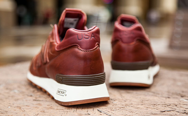 New Balance 1300 Horween Leather Brown