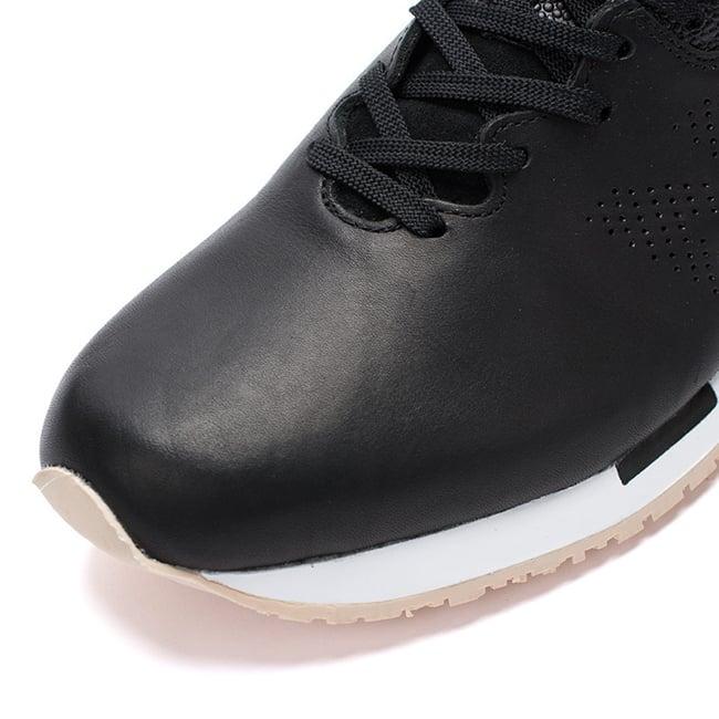 New Balance 2016 Black Leather