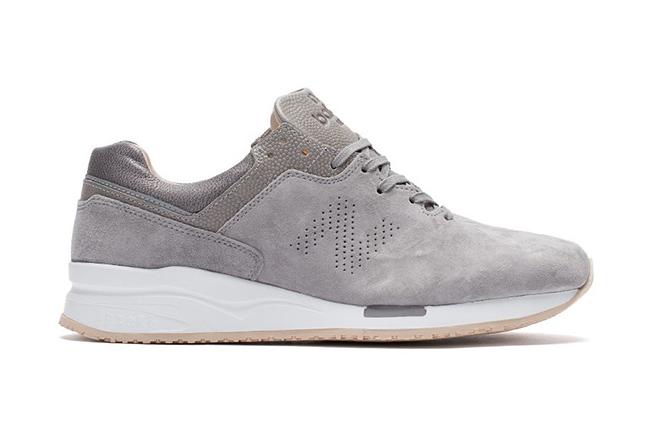 New Balance 2016 Grey Suede