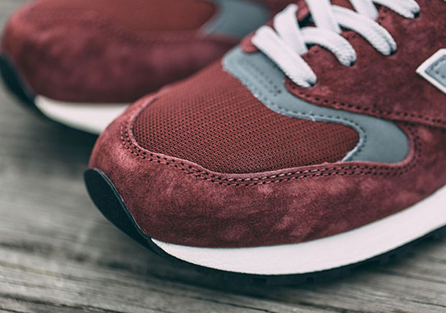 New Balance 999 Red Clay