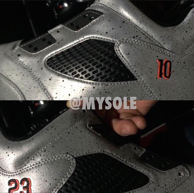 Neymar Air Jordan 5 Low