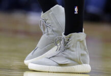 Nike Young adidas Yeezy 750 Boost Game