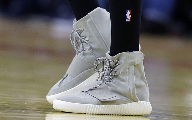 Nick Young adidas Yeezy 750 Boost Game