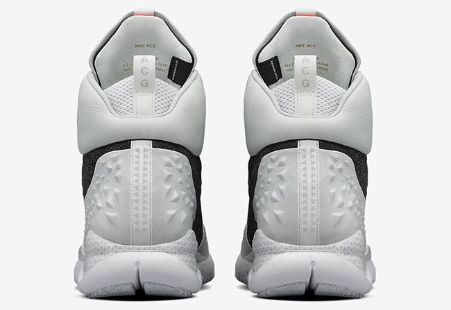 Nike ACG Lupinek Flyknit White Black