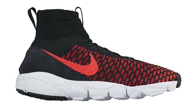 Nike Air Footscape Magista 2016 Black Red