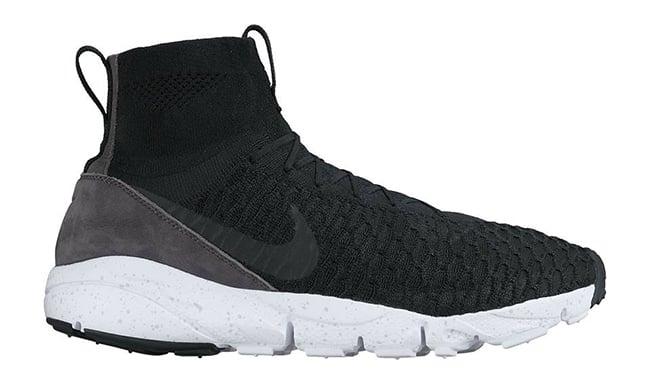 Nike Air Footscape Magista 2016 Black White