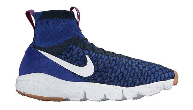 Nike Air Footscape Magista 2016 Blue White Gum