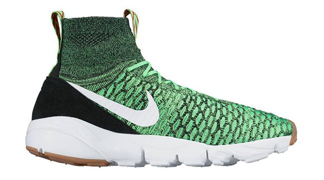 Nike Air Footscape Magista 2016 Green White