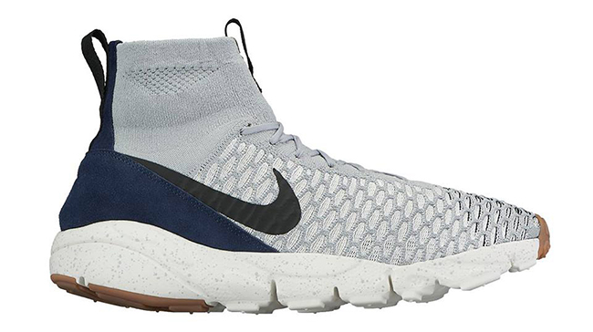 Nike Air Footscape Magista 2016 Grey Blue White