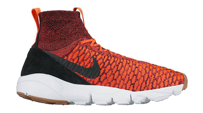Nike Air Footscape Magista 2016 Red Crimson Black