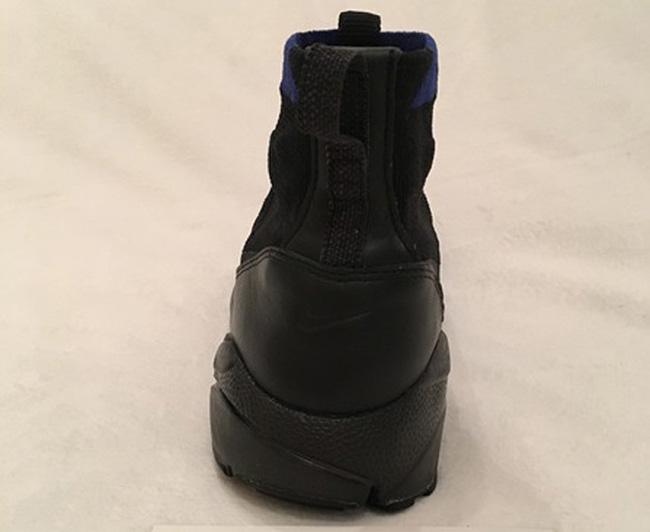 Nike Air Footscape Magista Black Purple