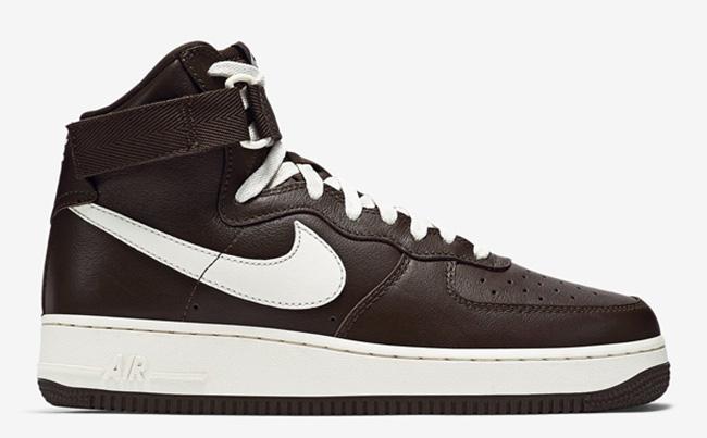 Nike Air Force 1 High Chocolate Brown