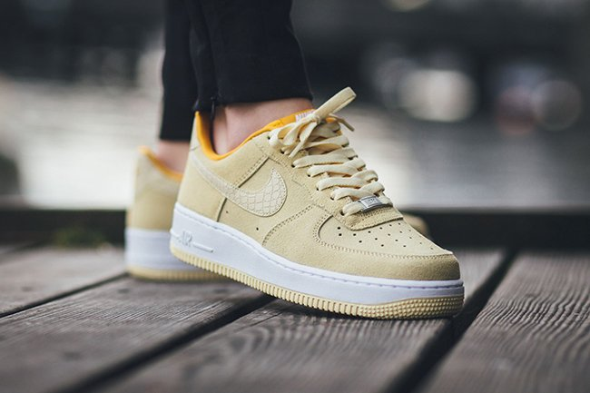 Nike Air Force 1 Low Lemon Drop
