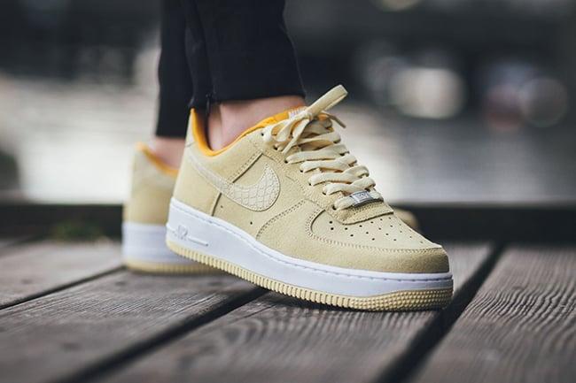 Nike Air Force 1 Low Lemon Drop | SneakerFiles