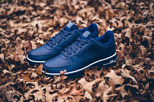 Nike Air Force 1 Azul Leal NLJyQUS8FW