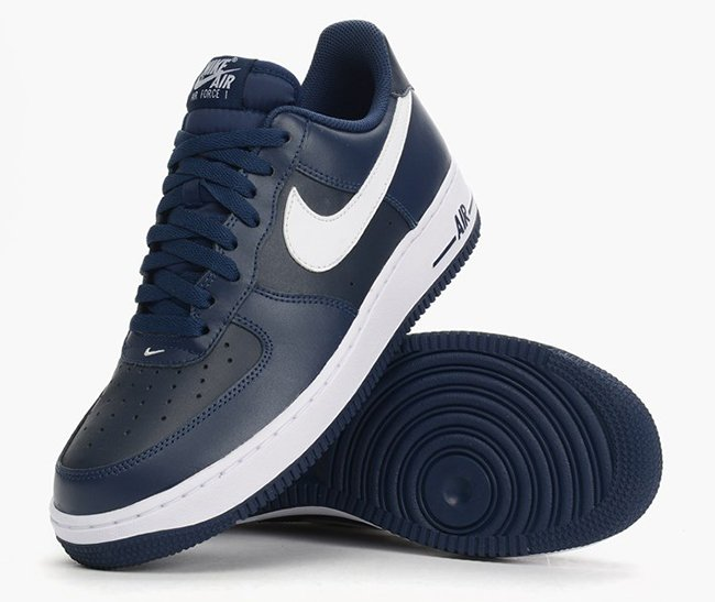 Nike Air Force Navy