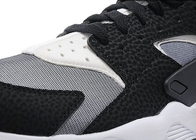 Nike Air Huarache Dark Grey Black White