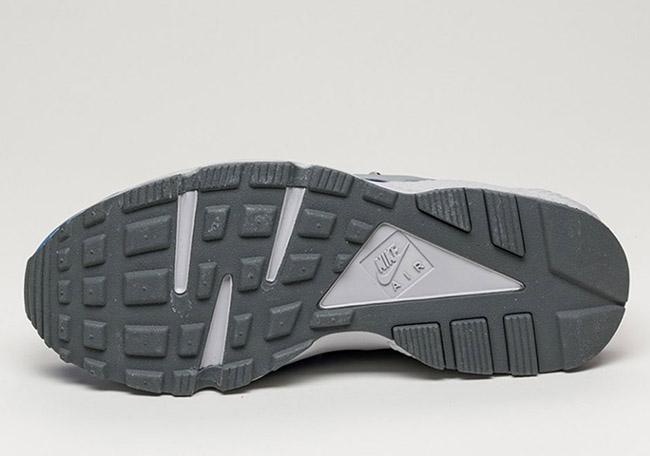 Nike Air Huarache Royal Grey