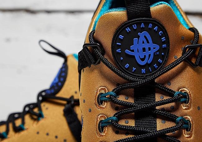 Nike Air Huarache Utility ACG Tan Blue