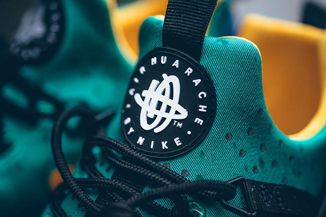 Nike Air Huarache Utility Safari Emerald Green