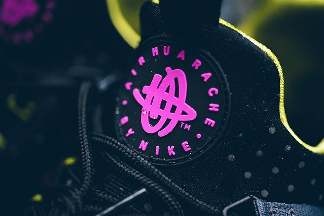 Nike Air Huarache Utility Safari Medium Berry