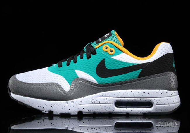 on sale 02e4b 98caa Colorway  White Emerald Green-Reflective Silver-Black Retail   120. Product  Number  819476-103 · Nike Air Max 1 Ultra Moire Safari hot sale 2017