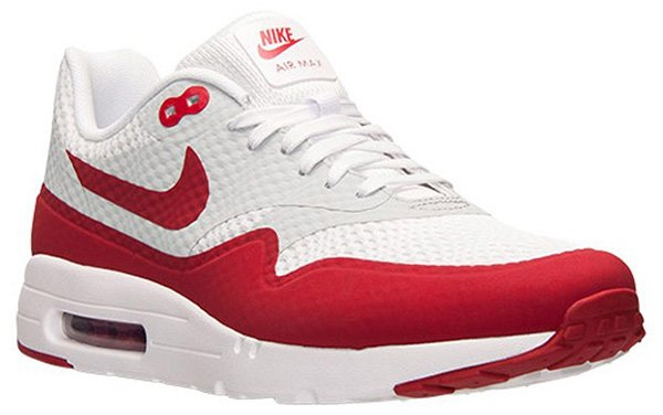 Air Max 1 White And Grey