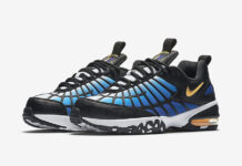 Nike Air Max 120 OG Blue Yellow
