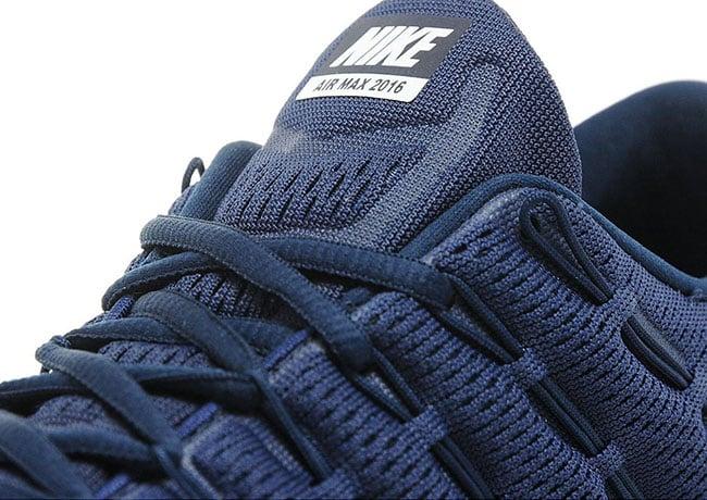 Nike Air Max 2016 Midnight Navy