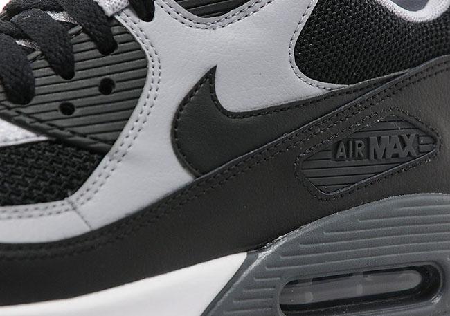 Nike Air Max 90 Gris Negro ARCQu1BG