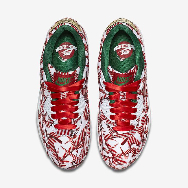 Nike Air Max 90 Christmas 2015